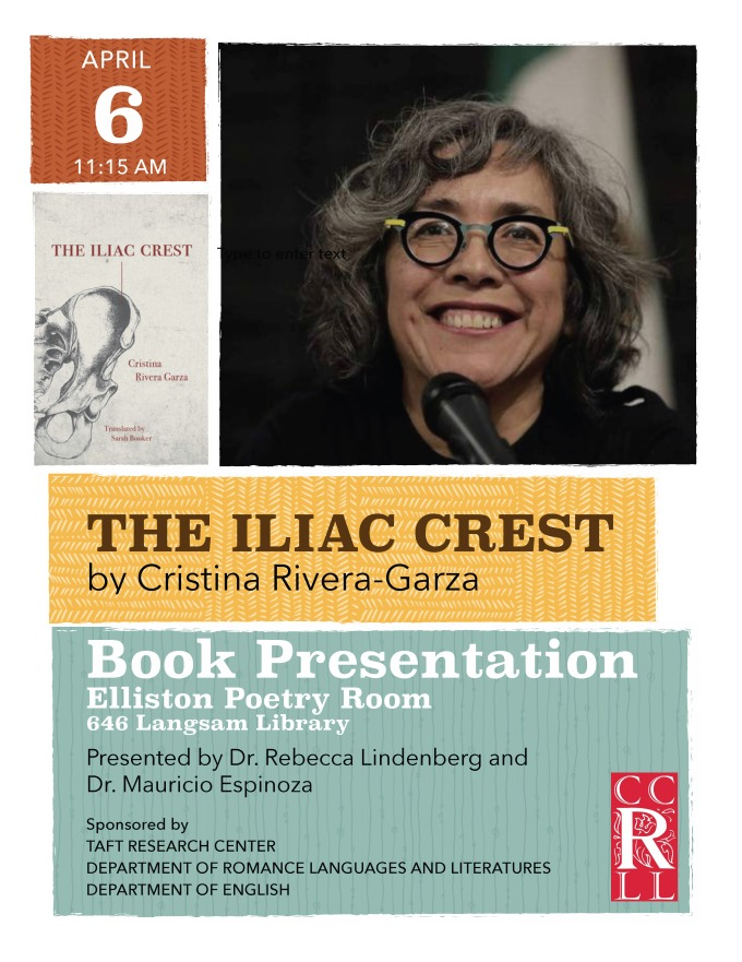 The Iliac Crest_Book presentation_Flyer