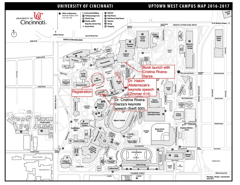 Campus Map_CCRLL2018